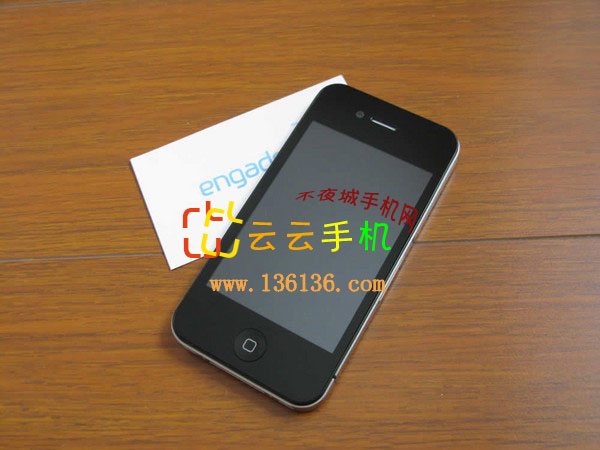iPhone4外观Android心 谷果手机美图赏